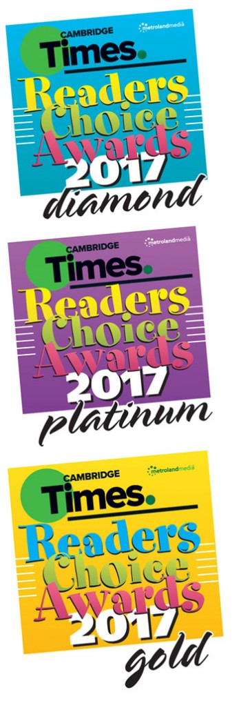 Cambridge Times Readers' Choice